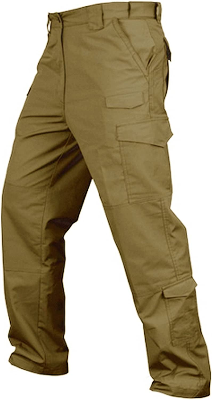 Condor Sentinel Tactical Dallas Ranking integrated 1st place Mall Pants - Tan 34L 44W x
