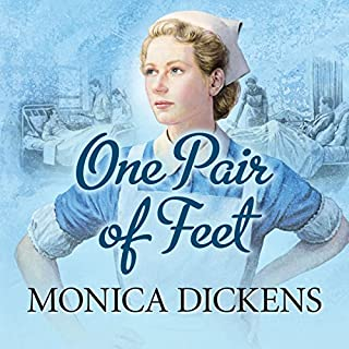 One Pair of Feet cover art