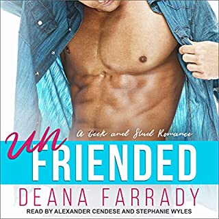 Unfriended: A Geek and Stud Romance cover art