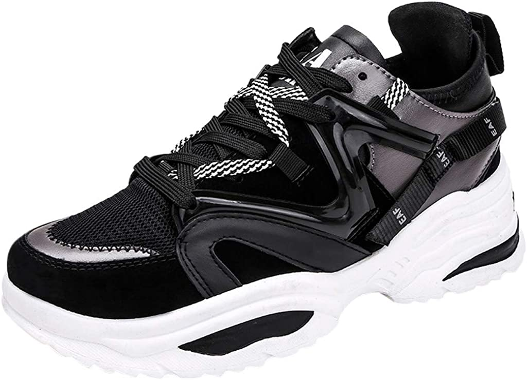 Mens Max 63% OFF Shoes Clearance F_Gotal Mesh Lace B Running Light Up Max 86% OFF