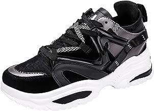 Mens Womens Running Ultra Fashion Sneaker, Lightweight Walking Shoes, Couples Mesh Sports Shoes