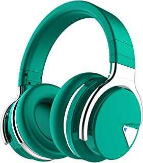 COWIN E7 Active Noise Cancelling Headphones Bluetooth Headphones with Mic Deep Bass..