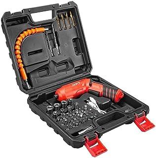 طقم مفك 4 فولت 50 قطعة MPT MCSD4006.3