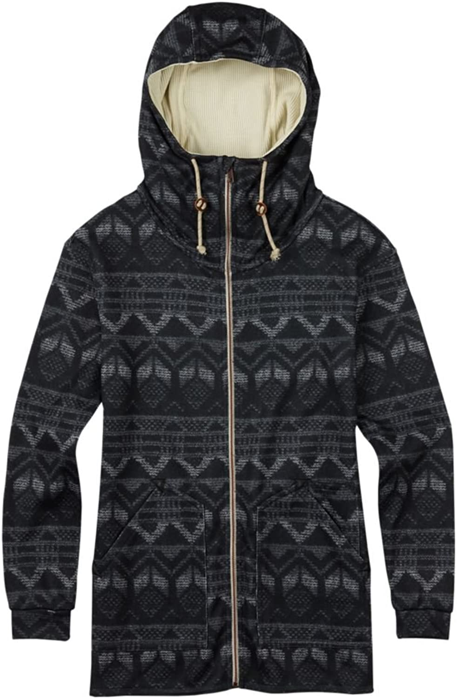 Burton Women's Minxy Full Zip Sweater Carter Size Small