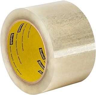"3M 600 3"" x 72yd Scotch Premium Transparent Film Tape 3"" x 72 yd"