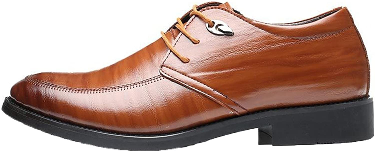 Kyle Walsh Pa Pa Pa herr Casual Business No -Slip Ankle Smooth Lace up Oxfords skor  rättvisa priser