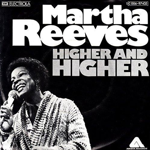 Martha Reeves - Higher And Higher - Arista - 1 C 006-97 435, EMI Electrola - 1 C 006-97 435