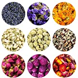 TooGet Blütenblätter Und Knospen Enthält Lavendel, Vergissmeinnicht, Ringelblume, Jasmin,...