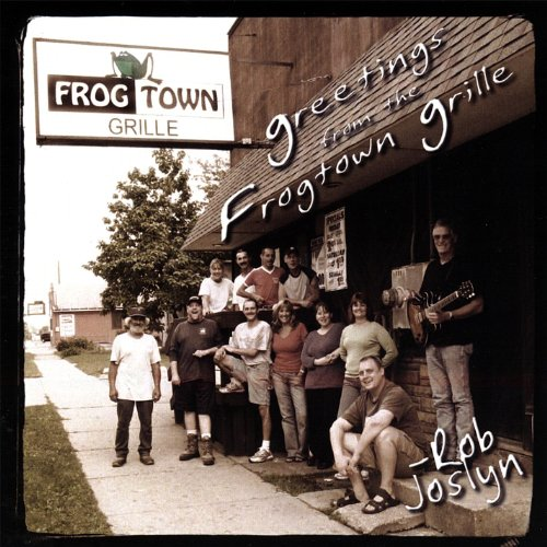 Greetings From the Frogtown Grille
