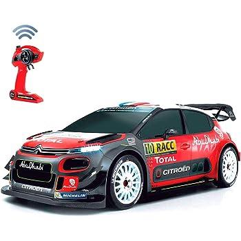 Happy People 36947 – Nikko RC Volkswagen Polo WRC 1: 16, vehículos ...
