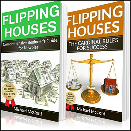 Flipping Houses audiobook cover art