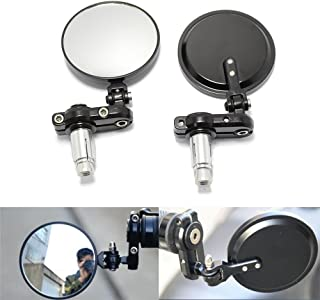 Best cafe racer side mirror Reviews