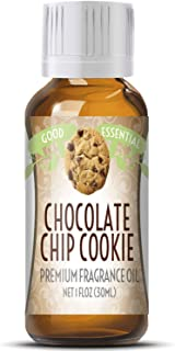 Chocolate Chip Cookie Scented Oil by Good Essential (Huge 1oz Bottle - Premium Grade Fragrance Oil) - Perfect for Aromathe...