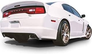 KBD Body Kits Compatible with Dodge Charger 2011-2013 Premier Style 2 Piece Flexfit Polyurethane Side Skirts. Extremely Durable, Easy Installation, Guaranteed Fitment, Made in the USA!