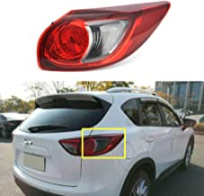 MotorFansClub for Mazda CX-5 CX5 2013-2016 Tail Light Lamp Rear Outer Taillight Assembly Right Passenger Side