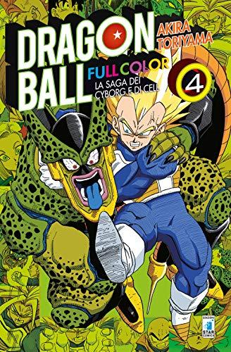 La saga dei cyborg e di Cell. Dragon Ball full color (Vol. 4)