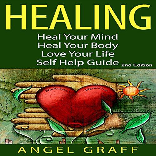 Healing audiobook cover art