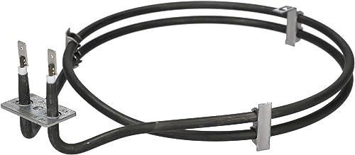Résistance chaleur tournante 2000W 230V pour four Zanussi AEG Electrolux 397012801