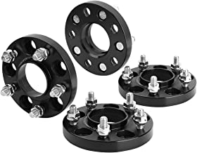KSP 5X4.5 Wheel Spacers for Jeep Patriot Mazda,20mm Bolt Pattern 5x114.3 to 5x114.3 Thread Pitch M12x1.5 Hub Bore 67.1mm Wheel Adapters for Hyundai Genesis Compass, 2 Years Warranty