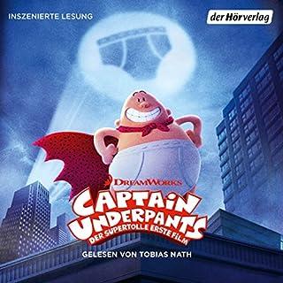 Großangriff der schnappenden Klo-Schüsseln... und noch ein Abenteuer (Captain Underpants 1) Titelbild