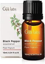 Black Pepper Seed (Peppercorn) Essential Oil - 100% Pure Therapeutic Grade - 10ml (0.34 oz)