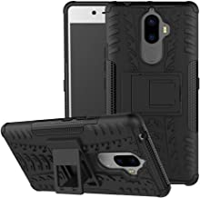 Lenovo K8 Note Case, BasicStock Hybrid Combo Armor [Double Layer] Bumper Back Cover [Anti-Drop] Anti-Shock Rigid Case Cover with Stand Function for Lenovo K8 Note