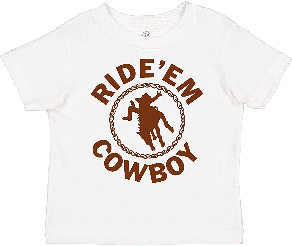 inktastic Ride 'Em Cowboy Toddler T-Shirt