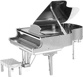 fascinations Metal Earth Grand Piano 3D Metal Model Kit