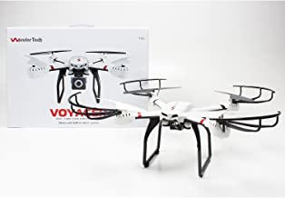 WonderTech Voyager 2.4GHz 6-Axis Quadcopter Drone- White