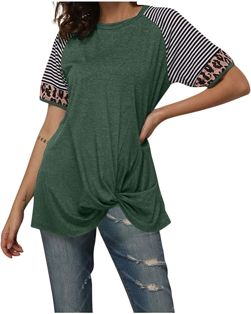 Dylanlla Short quality assurance Sleeve T-Shirts for Women Casual Sl Save money Fashion