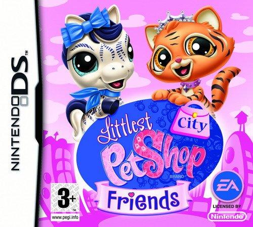 LITTLEST PET SHOP CITY / Nintendo DS Juego Compatible TODAS Nintendo DS LITE-DSI-3DS-2DS-XL-NEW en ESPANOL Multi-Idiomas ** ENTREGA 2/3 DÍAS LABORABLES + NÚMERO DE SEGUIMIENTO **