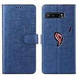 Foluu ASUS ROG Phone 3 Case, ASUS ROG Phone 3 Wallet Case