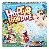 Hasbro Gaming Whirlpool High Dive Spiel mit Blasen für Kinder Brettspiel für Jungen und Mädchen...