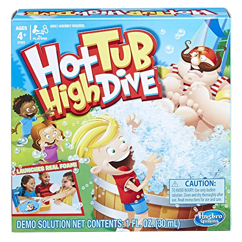 Hasbro Hot Tub High Dive Game  $6.82 at Amazon