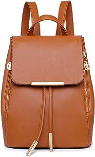 WINK KANGAROO Fashion Shoulder Bag Rucksack PU Leather Women Girls Ladies  Backpack Travel bag b3de23d530283
