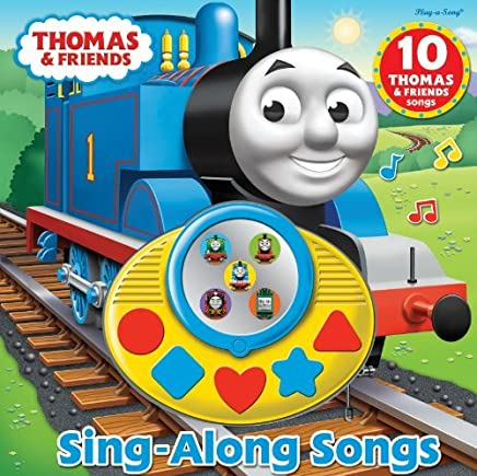 Thomas and Friends: Sing Along Songs by Editors of Publications International Ltd. (2011-03-01)