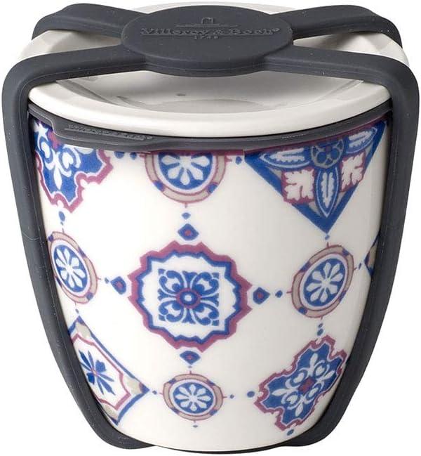 Villeroy & Boch Go Indigo Dish S, 80 mL (S), Blue/Lilac