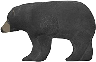 Shooter 3D Archery Bear Target, Black, One Size