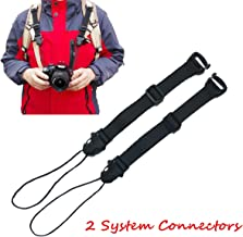 Backpack System Connectors for Binocular Camera Reporter Heavy SLR Hiker Photographer Outdoors(1 Pair)