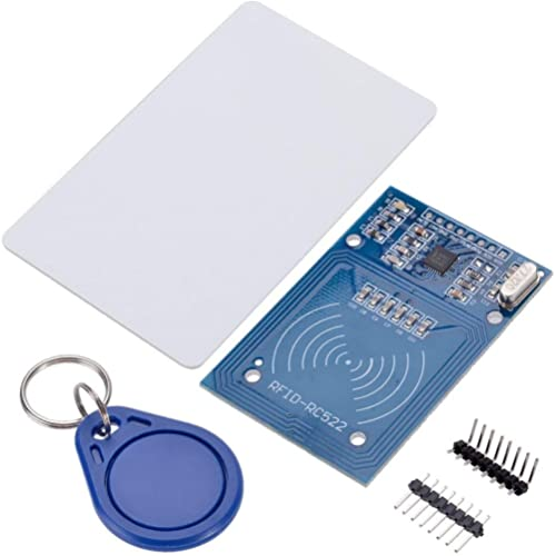 REES52 MFRC-522 RC522 Card Read Antenna RFID Reader IC Card Proximity Module Key Chain for Aduino
