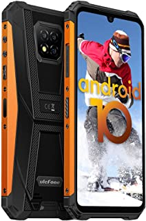 Sponsored Ad - Rugged Phones Unlocked, Ulefone Armor 8 4G LTE Dual SIM, Octa-core 4GB+64GB, 16MP Triple Camera, Android 1...