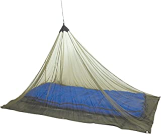 Mozzie Master Single Mosquito Camping and Travel Net, 100% Polyester, Compact and Lightweight, Fits Most Sleeping Bags, cots, and Tents