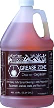 Apter Industries 13-Grease-Zo-4/1 Grease Zone Food Grade Cleaner and Degreaser, 1 gal