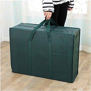Aqiong CGS2 Sac de rangement à pois résistant à l'humidité, sac de rangement pour vêtements de voyage, sac de rangement ét...