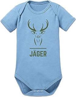 Shirtcity Hirsch Jäger Baby Strampler by