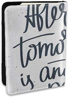 Proverbio de la Portada del Pasaporte Después de Todo Mañana es Otro día de motivación
