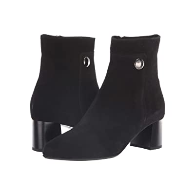 La Canadienne Dylan (Black Suede 1) Women
