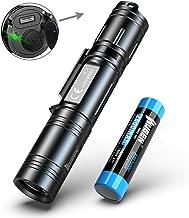 smallest 1000 lumen flashlight