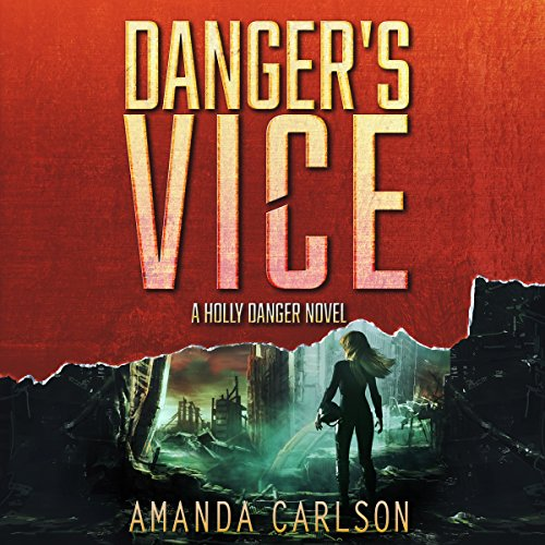 Danger's Vice audiobook cover art