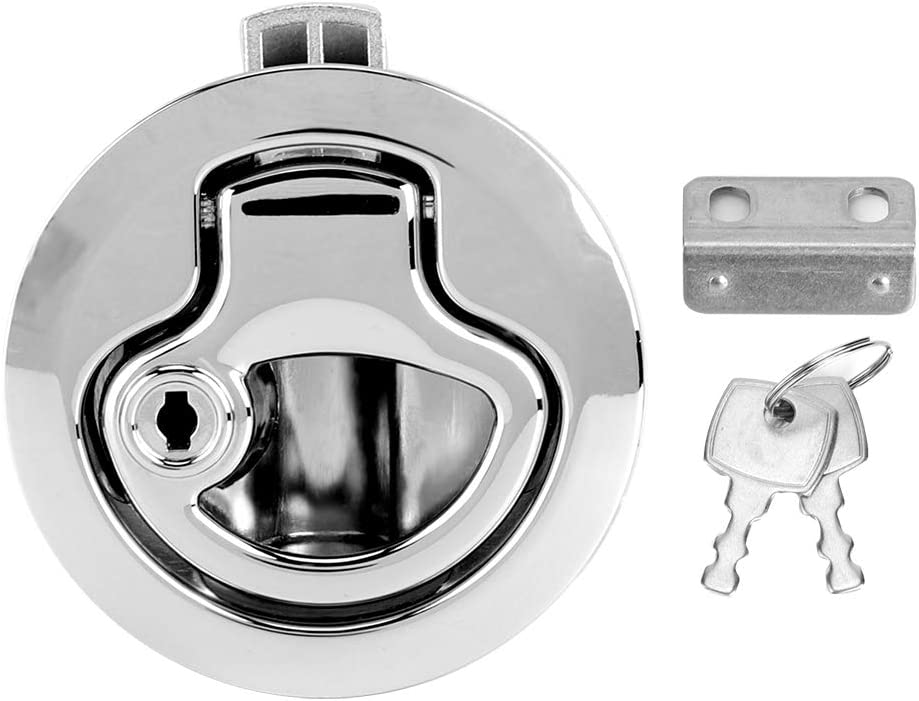 Pull 25% OFF Hatch Lack Lock for Anti-corrosion Marine Large-scale sale Boat Latch